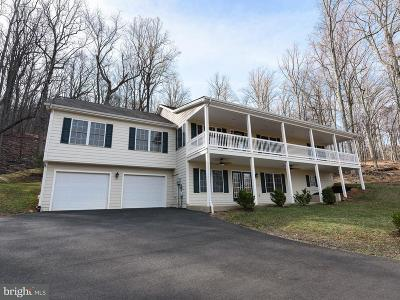 Warren County Single Family Home For Sale: 453 Red Bud Lane