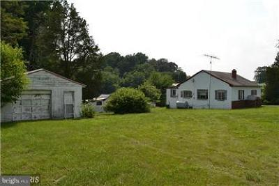 Madison County Single Family Home For Sale: 3850 Shelby Road