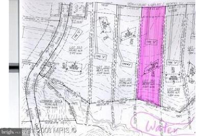 Louisa County Residential Lots & Land For Sale: 350 Winchester Trl