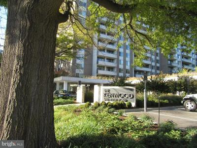 Bethesda Townhouse For Sale: 5101 River Road #1704