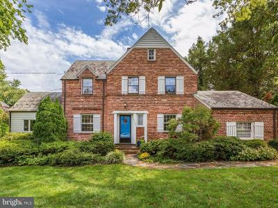 Bethesda Single Family Home For Sale: 5712 Tanglewood Drive