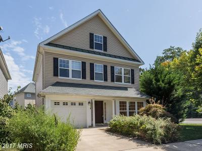 Rockville MD Single Family Home For Sale: $598,500