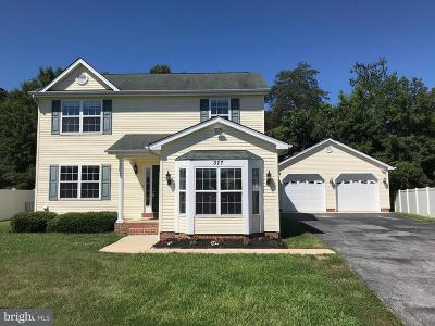 La Plata MD Single Family Home For Sale: $330,000