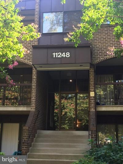 Reston Condo Active Under Contract: 11248 Chestnut Grove Square #350
