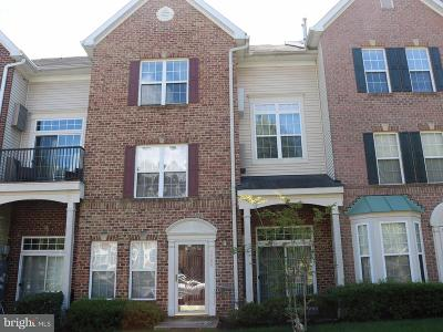 Bowie Townhouse Active Under Contract: 9903 Greenspire Way #136