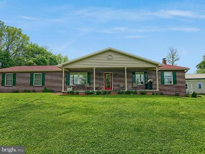 Camp Hill, Mechanicsburg Single Family Home For Sale: 1269 Hillside Drive