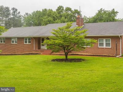Lovettsville Single Family Home For Sale: 39598 Rickard Road