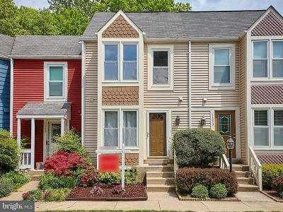 Reston Townhouse Active Under Contract: 11271 Silentwood Lane