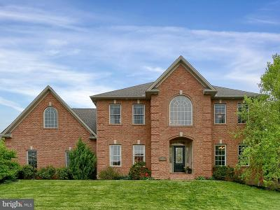 Camp Hill, Mechanicsburg Single Family Home For Sale: 1213 Musket Lane