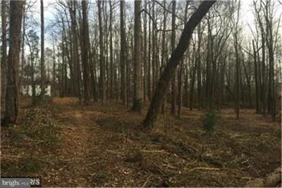 Saint Marys County Residential Lots & Land For Sale: 29776 Skyview Drive