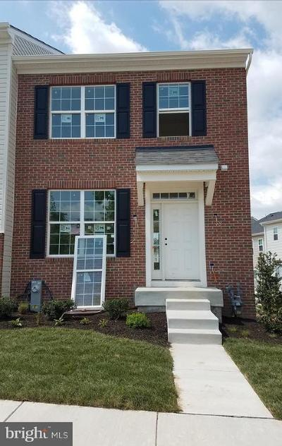 Rosedale Townhouse For Sale: 167 Ironwood Court