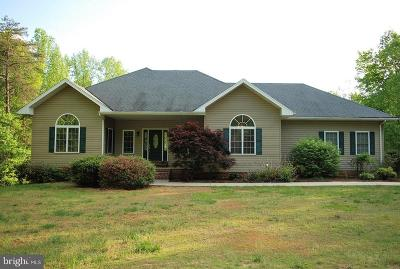 Locust Grove VA Single Family Home For Sale: $465,000