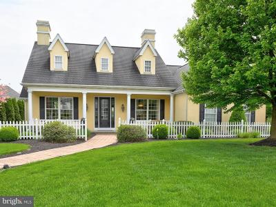 Lititz Single Family Home For Sale: 626 Willow Green Drive