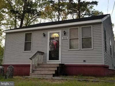 Single Family Home For Sale: 222 Carlisle Place Road