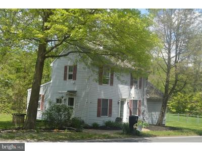 Princeton Junction Single Family Home For Sale: 377 N Post Road