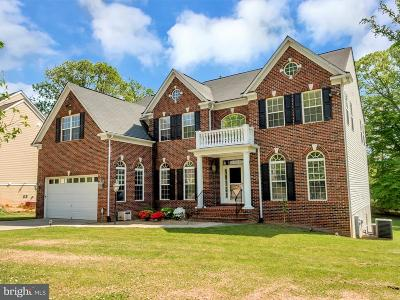 Lorton Single Family Home For Sale: 9521 5th Place