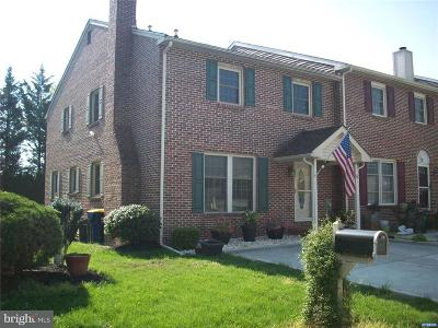 Hockessin Townhouse For Sale: 9 Wellington West Drive