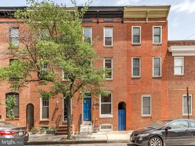 Federal Hill, Federal Hill - Riverside, Federal Hill South Townhouse For Sale: 1135 William Street