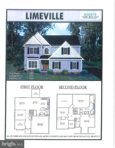 Gap Single Family Home For Sale: Liz Lane #LIMEVILL