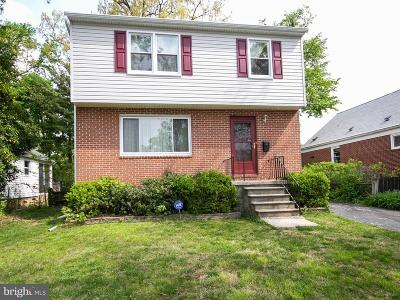 Lutherville Timonium Single Family Home For Sale: 20 Belfast Road