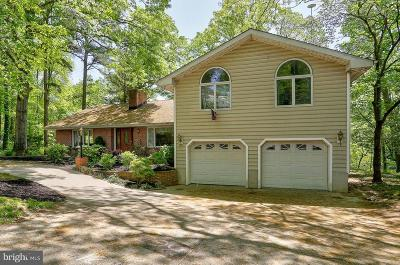 Severna Park Single Family Home For Sale: 651 Whittier Parkway