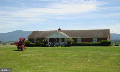 Page County Single Family Home For Sale: 269 Oak Leaf Road