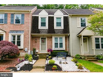 Hockessin Townhouse Active Under Contract: 442 Briarcreek Drive