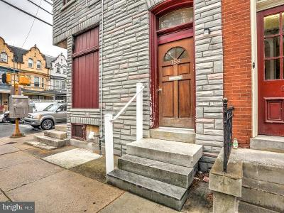Lancaster Multi Family Home For Sale: 158 E Walnut Street