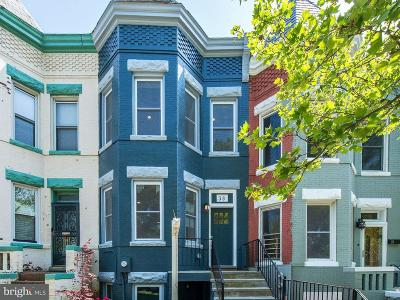 Eckington Townhouse For Sale: 35 U Street NE