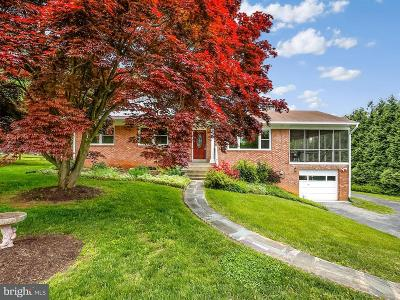 Gaithersburg Single Family Home For Sale: 17705 Parkridge Drive