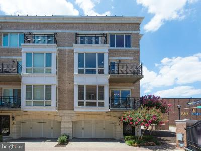 Baltimore Townhouse For Sale: 900 Valencia #188
