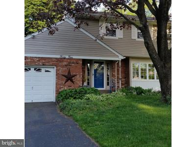 Yardley Single Family Home Under Contract: 44 Breece Drive