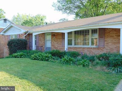 Fort Washington MD Single Family Home For Sale: $349,990