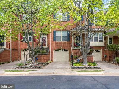 Reston Townhouse For Sale: 1458 Park Garden Lane