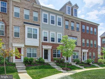 Beltsville Townhouse For Sale: 7213 Silver Thorn Way