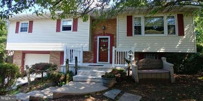 Single Family Home For Sale: 735 Old New Windsor Road