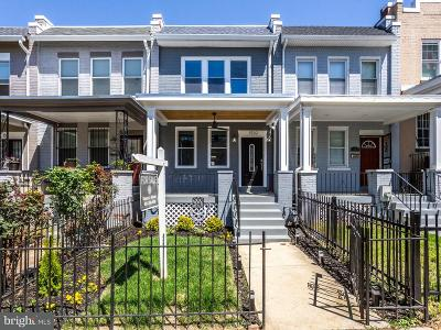 Trinidad Townhouse For Sale: 1930 Bennett Place NE