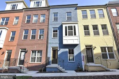 Silver Spring Townhouse For Sale: 12602 Layhill Road