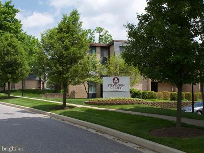 Pikesville Townhouse For Sale: 13 Stonehenge Circle #13-T