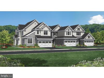 Newtown Square Townhouse For Sale: 0000 Wyola Farm Road #TBD