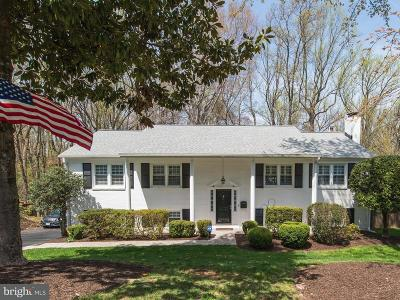 Annandale Single Family Home For Sale: 6832 Pacific Lane