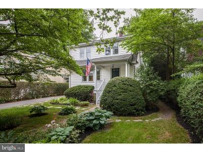 Princeton Single Family Home For Sale: 209 Moore Street