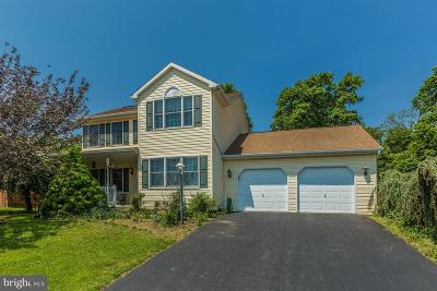 Smithsburg Single Family Home For Sale: 66 Byron Drive
