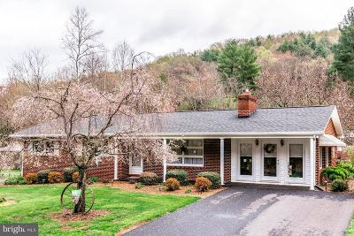 Rockingham County Single Family Home For Sale: 2883 Beldor Road