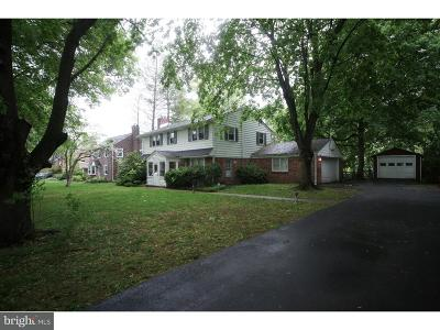 Abington Single Family Home For Sale: 1217 Wheatsheaf Lane