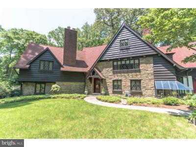 Abington Single Family Home For Sale: 936 Moredon Road