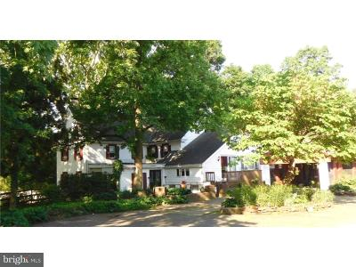 Bucks County Single Family Home For Sale: 511 Orchard Road