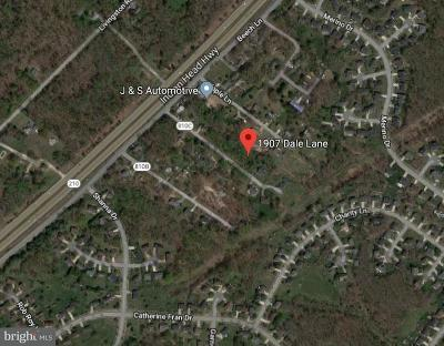 Accokeek Residential Lots & Land For Sale: 1907 Dale Lane
