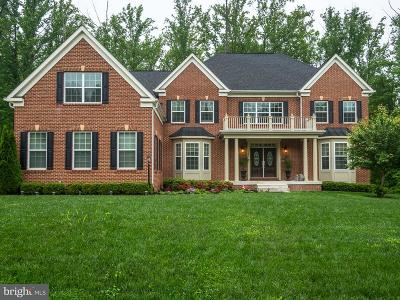 Manassas Single Family Home Active Under Contract: 12470 Pendragon Way