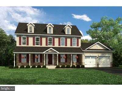 Harleysville Single Family Home For Sale: Plan 1 Kulp Road